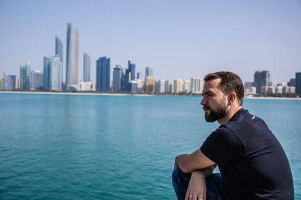 Abu Dhabi Skyline - Jimmy Pelka, CEO at PP-Performance