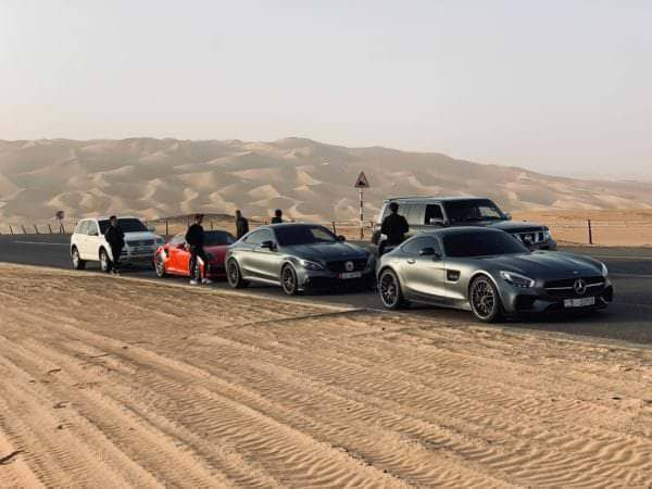 PP-Performance Shooting Liwa Desert